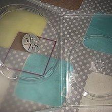 雙碟透明膠盒 ($20/15個)