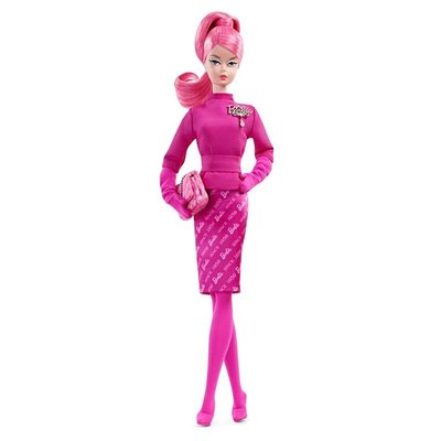 Mattel 芭比 Barbie Signature Fashion Model Proudly Pink Doll 洋娃娃 全新未開封 本地工商區免費直送
