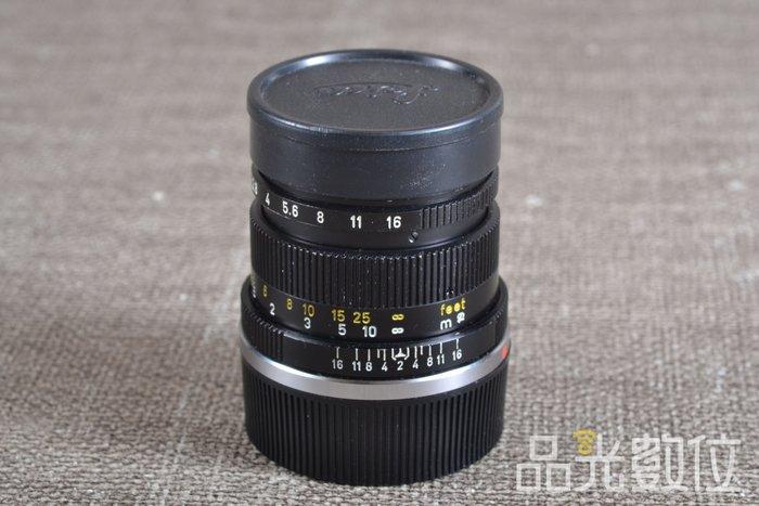 【品光攝影】萊卡 徠卡 Leica 50mm F2 50/2 SUMMICRON III 德國製 M鏡 三代鏡 可轉接NEX M43 #13986J
