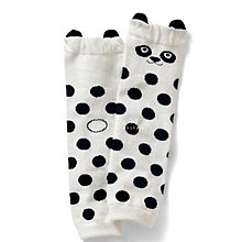 【可愛村】 熊貓護膝保暖襪套 熊貓 護膝 襪套