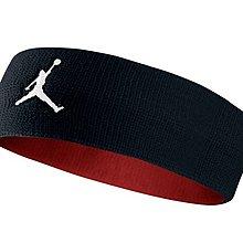 南◇現 NIKE AIR JORDAN 頭帶 頭巾 棉質 黑白紅 AJ 喬丹 飛人 街頭 打球必備 619337-010