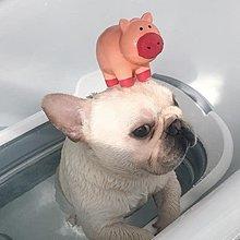 寵物潮牌狗狗貓咪可折疊便攜小型犬浴桶浴盆洗澡盆 MKS