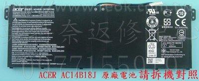 宏碁 ACER ES1-131 N15Q3 原廠筆電電池 AC14B18J 台中市