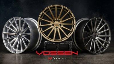 全新鋁圈 正品 VOSSEN VFS2 20吋 5孔120 5孔112 5孔114.3 前後配 另有 19吋