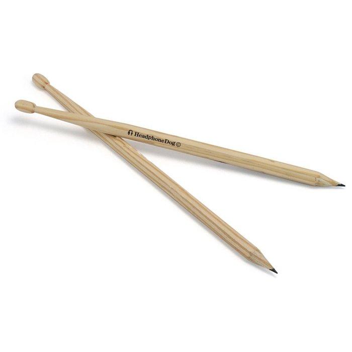 鼓手必備 鼓棒造型鉛筆 (一組2入) 爵士鼓  樂團 ROCKER