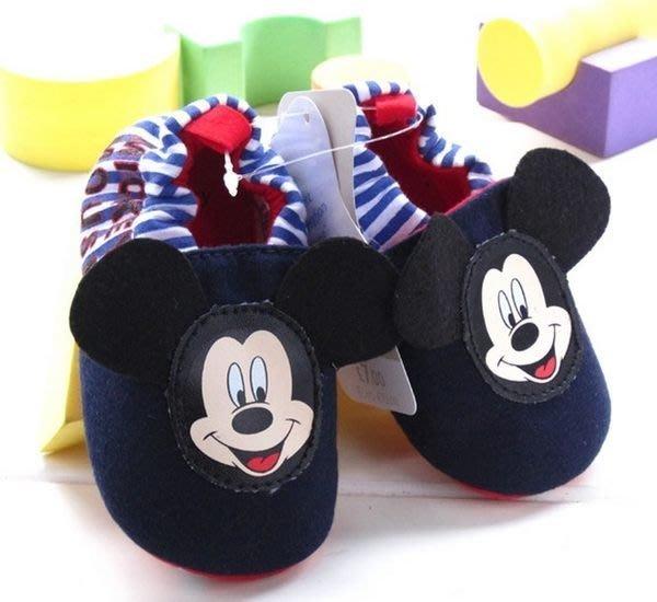 『※妳好,可愛※』~寶貝學步鞋~可愛米奇,寶寶鞋 嬰兒鞋. 彌月禮盒