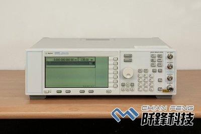 【阡鋒科技 專業二手儀器】安捷倫 Agilent E4428C 250kHz-3GHz 類比信號產生器