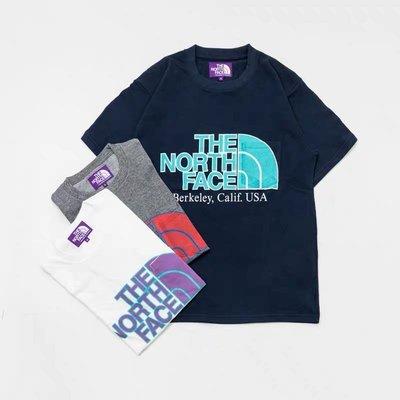 THE NORTH FACE紫標H/S Logo Pocket Tee短袖T恤19ss