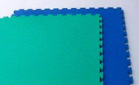 EVA運動墊 100*100*3cm組合墊 拼裝墊 安全墊 組合墊 巧拼墊 柔道墊