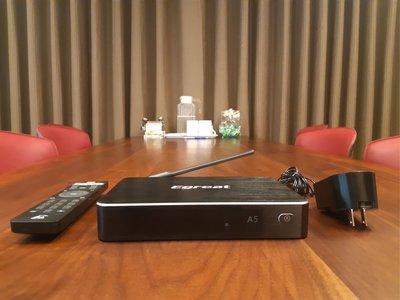 Egreat  A5   4K UHD 多媒體播放機 9成5新只要1200元