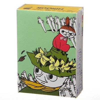 尼德斯Nydus~* 日本正版 嚕嚕米 Moomin 姆明 小不點 女巫 史力奇 拼圖 108片 微透光半透明 日本製