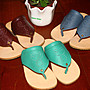 施爸爸 .手製鞋工作室~純手工牛皮製作。。...