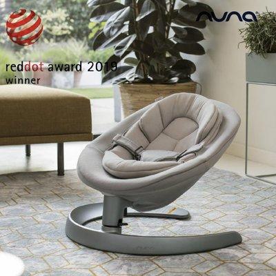 嬰兒睡籃 搖籃 提籃荷蘭NUNA Leaf grow進口品牌嬰兒搖椅無輻射哄睡神器新生兒安撫椅*可魯可丫
