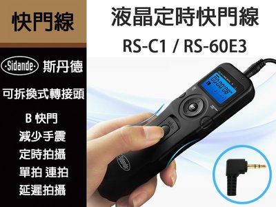 Sidande RS-C1 RS-60...