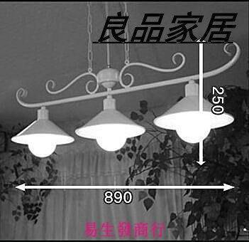 【易生發商行】餐廳燈具吊燈廚房燈韓式餐...