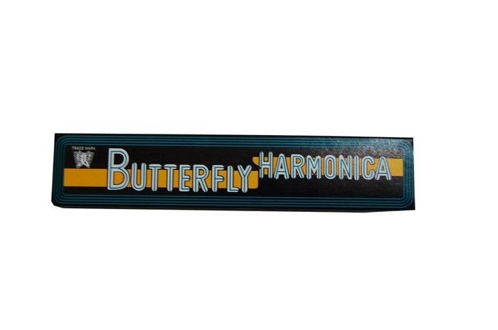 【~雅各樂器~】蝴蝶牌BUTTERFLY SH-B24 蝴蝶口琴(A調 複音 口琴)…激安~~超值買