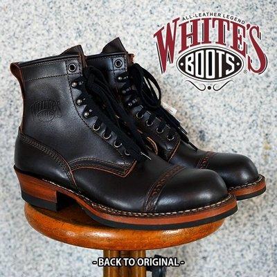 Back to Original 美國百年品牌White's Boots 傘兵靴 Smoke Jumper