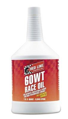 油購站 整箱免運附發票 可自取 REDLINE 60WT 20W 60  RACE OIL 全合成 機油 20W-60
