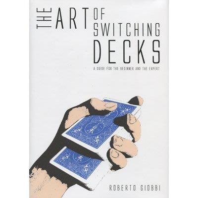 [魔術魂道具Shop]原文~換牌神書~~The Art of Switching Decks