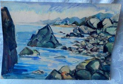 紫色小館1-1-----------海邊