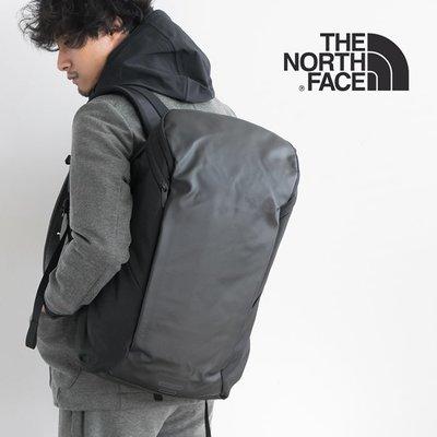 南◇2019 10月 The North Face Kaban 26L Backpack 後背包 皮革 防潑水 黑色