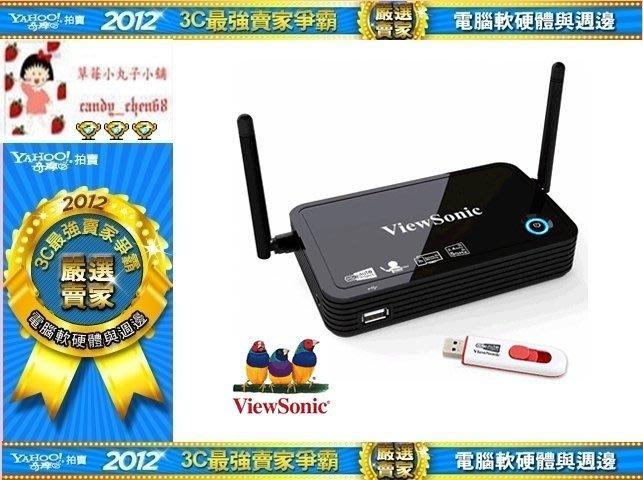 【35年連鎖老店】ViewSonic 優派 ViewSync 3 1080P 無線智慧多媒體分享器有發票/1年保固