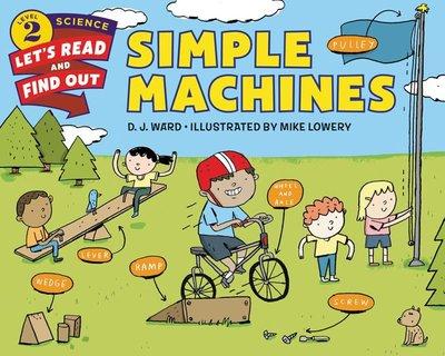 *小貝比的家*SIMPLE MACHINES /LET'S READ AND FIND OUT/LEVEL 2/7~12