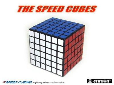 M-STATION SH6.聖手可拆解高階速解彈簧6×6×6魔術方塊 新V-CUBE彈簧結構,買1送1、免運費!