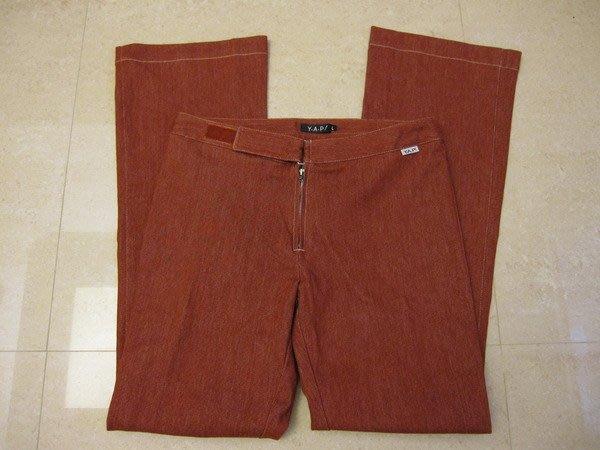 Y.A.P!  專櫃 紅色長褲