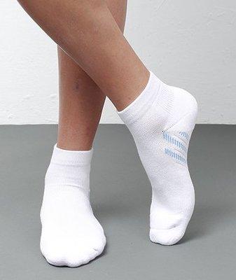 【H.Y SPORT】Apure除臭襪 斜紋氣流導引運動襪 白
