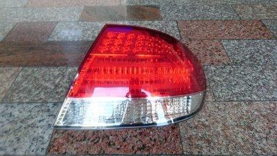 三菱 GRUNDER-08年後 全新正廠件 無霧燈款 LED紅白尾燈 一顆2400
