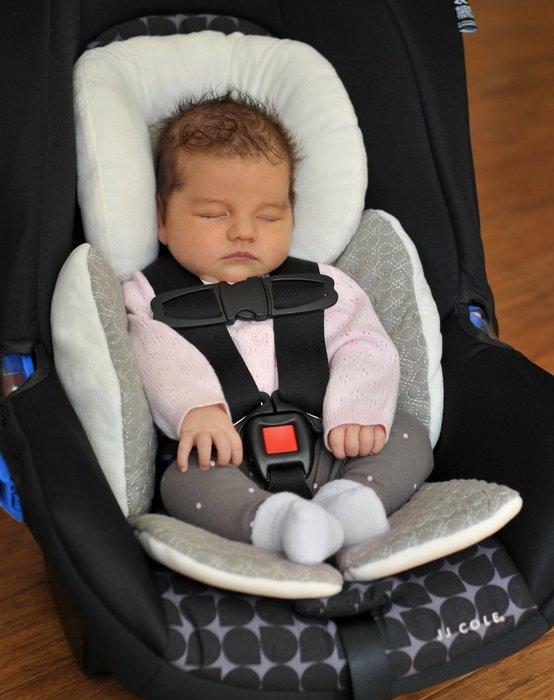 [MIBO婦幼生活用品] 歐美品牌 汽車座椅坐墊 推車坐墊 頭部保護定型枕 保暖墊 四季皆宜 全部現貨