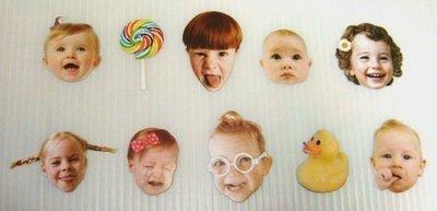 日本 Flake Stickers 小孩 貼紙(10枚)