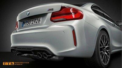 類BMW 2019年 M版網狀樣式 20吋 鋁圈 5孔112 8.5J+10J 黑車面適用G11/G12/G30/G31