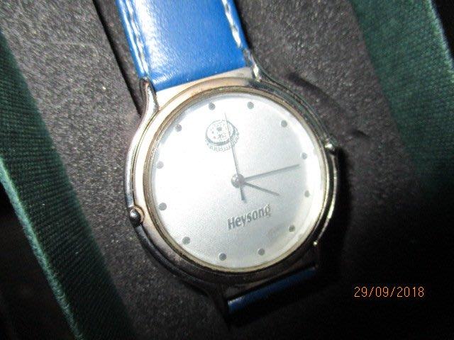 早期...黑松手錶...希少..含盒...老末用