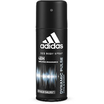 Adidas 愛迪達男用香體噴霧(青春活力) 150ml《四季花蕊》