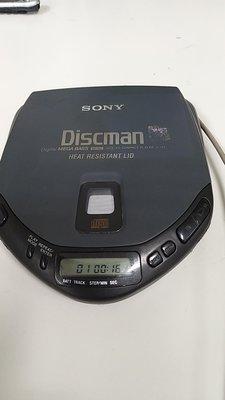 Sony cd 隨身聽 D 171(請看說明)