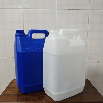 有一間店-5L塑料方桶 5公斤塑膠桶 5升消毒液包裝桶  廠家生產供應直銷定制