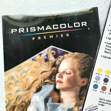 現貨 美國 Prismacolor  Verithin硬核芯 油性 色鉛筆 12色下單