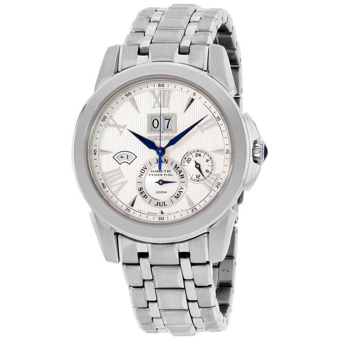 全國最便宜全新SEIKO精工人動電能高階稀有版萬年曆自動追時全鋼手錶CITIZEN星辰ARMANI天梭ORIS