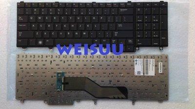 {偉斯科技}DELL E5520 E6520 E6530 M6600 M4600 適用鍵盤