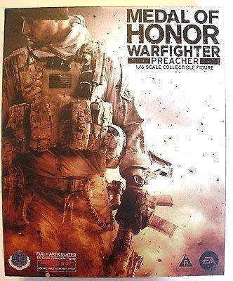 全新 CalTek 8017 Medal of Honor Warfighter 榮譽勳章 Preacher
