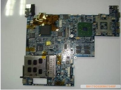 阿牛電腦=新竹筆電維修=ASUS M5N 主機板 良品 另有面板更換筆電故障不開機泡水當機維修