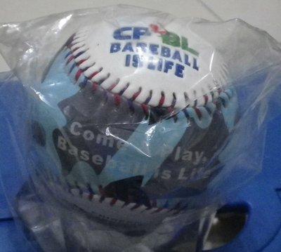 棒球天地---全新未拆中華職棒紀念球.單顆價