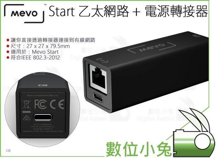 數位小兔【Mevo Start 乙太網路 + 電源轉接器】SDI 攝影機 直播 公司貨 Mevo Start