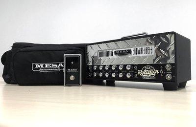 Mesa Boogie mini rectifier 真空管前級
