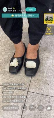 韓國夏天新款 可愛Abby款小托盤軟體便鞋 23-25