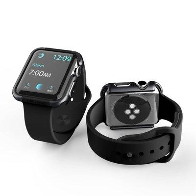 特價 🏆X Doria Apple Watch 1/2/3/4代38/40/42/44mm鋁合金保保護套殼金屬防摔