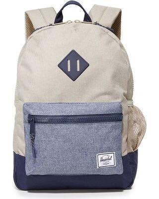 全新 Herschel Supply Co. Heritage Youth Backpack 後背包 電腦包