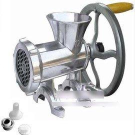 【絞肉機-手動-鋁合金-12號(臺鎖式)】多功能絞肉機 灌腸機 送加長腸管-8001015